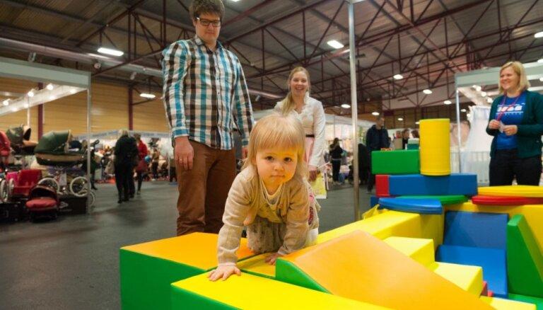 Deviņas 'top' lietas izstādē 'Bērnu pasaule 2015'