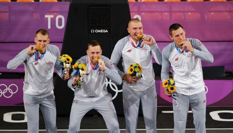 Достижения латвийских спортсменов в Токио: золото, бронза и шесть попаданий в топ-10
