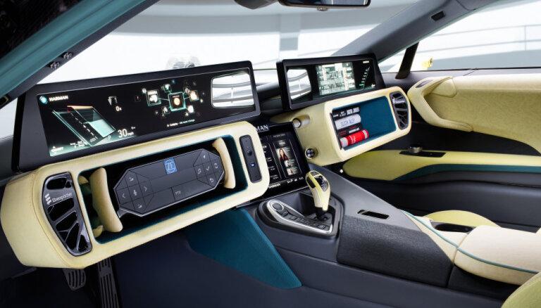 'Samsung' par astoņiem miljardiem pirks auto tehnoloģiju ražotāju 'Harman'