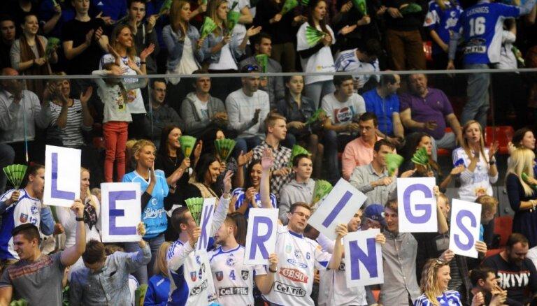 'Lekrings' un' Lielvārde' zaudē 'Elvi florbola līgas' ceturtdaļfināla spēlēs