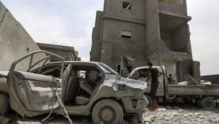 """""""Вагнер"""" в Ливии: ООН заявила, что генералу Хафтару помогают сотни наемников из России"""