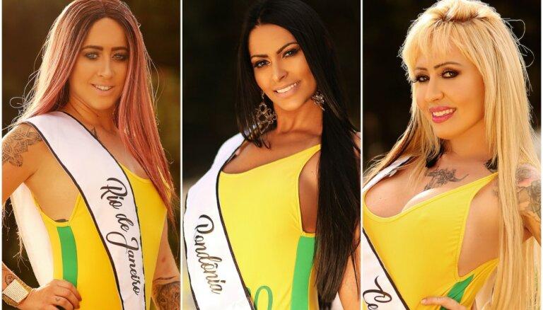 Ēras gals: Brazīlijas smuko dupšu konkurss šogad notiks pēdējo reizi