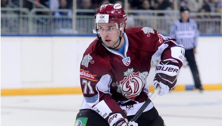 Bukarts ar vārtiem un piespēli turpina rezultatīvo sēriju Čehijas hokeja čempionātā