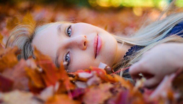 Oktobra skaistums – smalkai meitenei piemīt kāds noslēpums