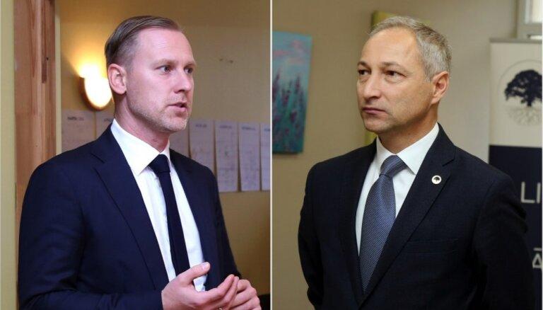 Gobzems: JKP pa manu valdības piedāvājumu bradā netīriem zābakiem