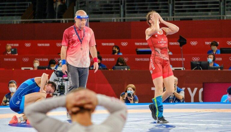 Григорьева уступила украинке в поединке за бронзу и осталась пятой