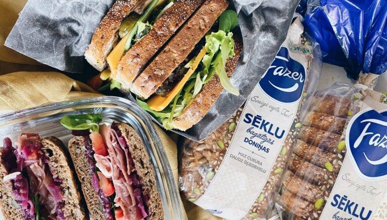 Anna Panna iesaka: sviestmaižu receptes atpūtai pie dabas brīvdienās