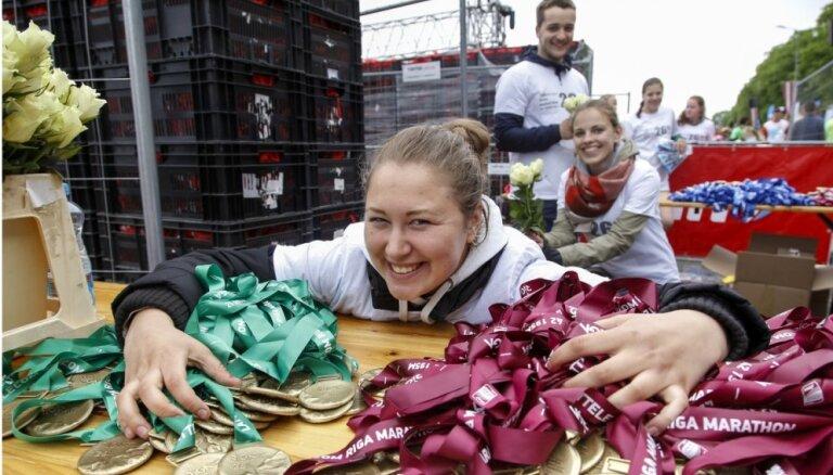Vairāk nekā 500 brīvprātīgo iesaistīsies Baltijas lielāko skriešanas svētku organizēšanā