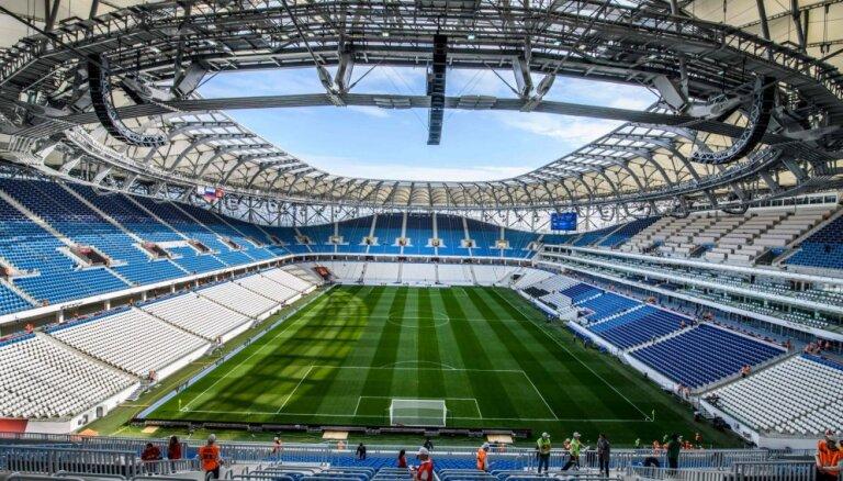 Ваниль спасет стадион в Волгограде от нашествия мошкары