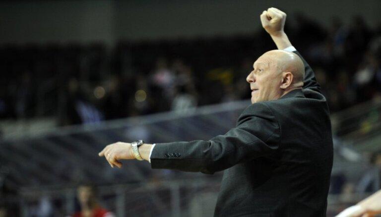 Butauts: ar šādām kļūdām 'Lokomotiv-Kubaņ' nevar uzvarēt