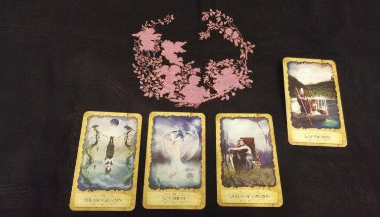 Ko par februāri vēsta taro kārtis?