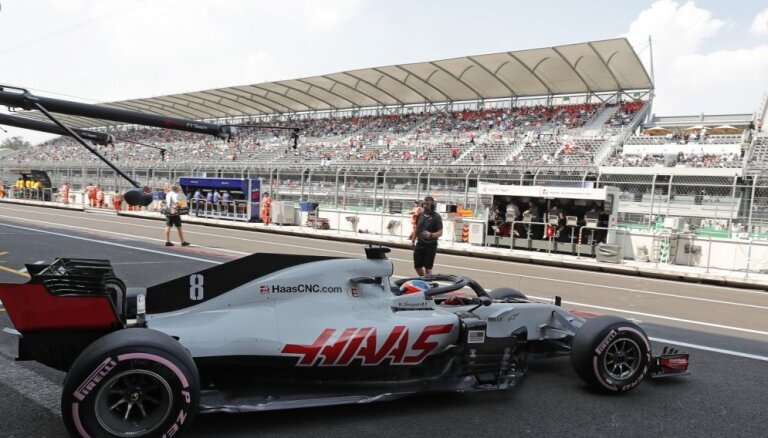 'Haas F1 Team' iesniegušu protestu pret 'Force India'