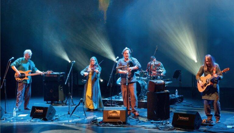 Grupa 'Iļģi' ziemas saulgriežu laikā izdod albumu 'Tur kur mīti'