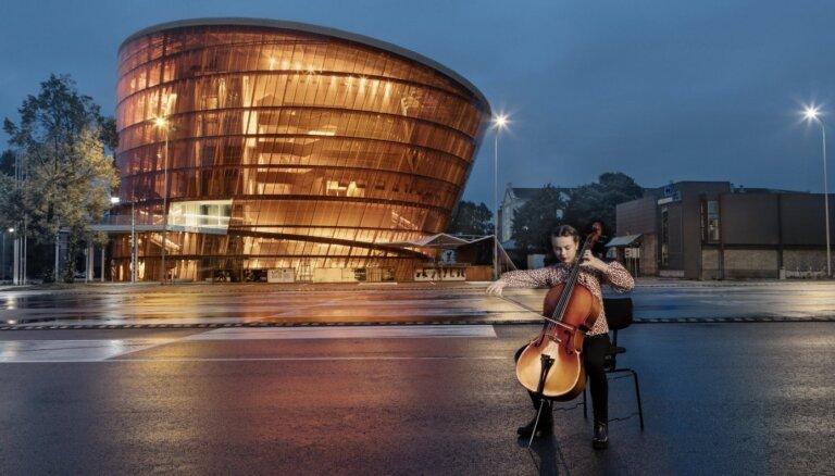Koncertzāle 'Lielais dzintars' nedēļas nogalē svinēs piekto jubileju