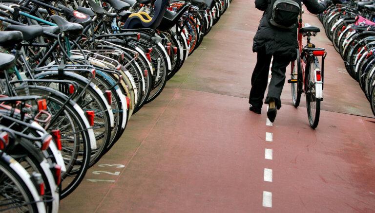 Велосипедистов ждут более строгие штрафы за нарушения ПДД