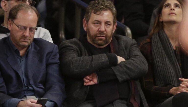 Ņujorkas 'Knicks' īpašnieks būtu ar mieru pārdot klubu
