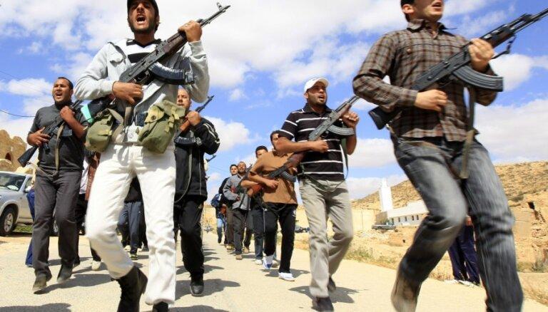 В Беларусь прибывают сотни раненых ливийских комбатантов
