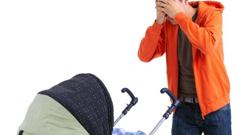 Par draudiem izrēķināties ar nesen dzimušo meitiņu vīrietim liedz aizgādības tiesības
