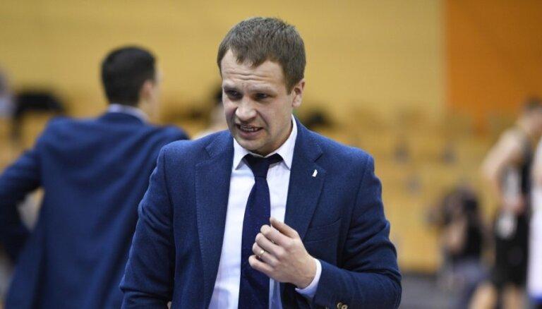 'VEF Rīga' pārbaudes spēlē pieveic 'Ogri'