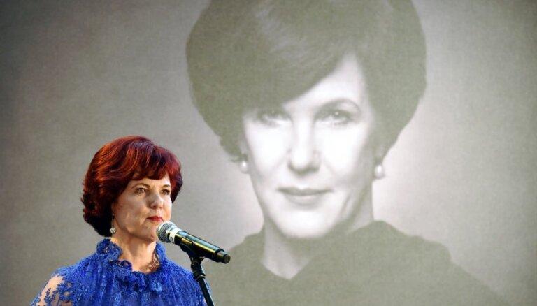 Солвита Аболтиня также будет послом Латвии в Сан-Марино