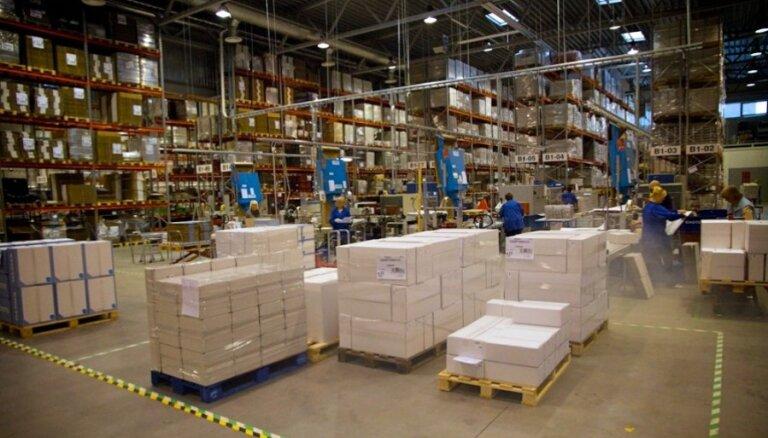 В прошлом году экспорт вырос во всех странах Балтии
