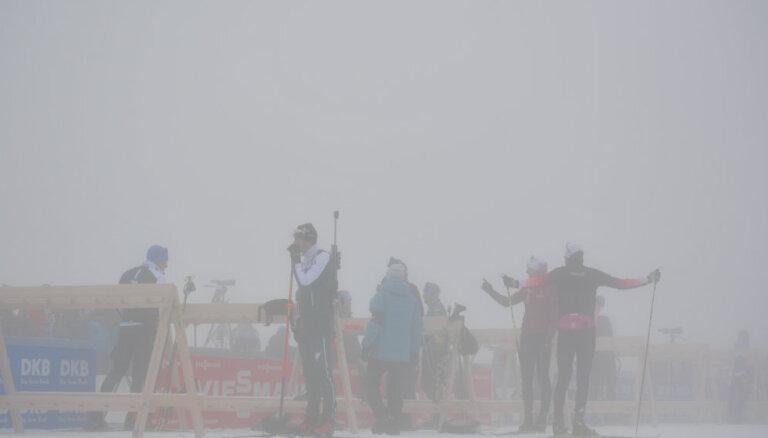 Индивидуальная гонка в Поклюке перенесена, Расторгуев не выйдет на старт из-за болезни