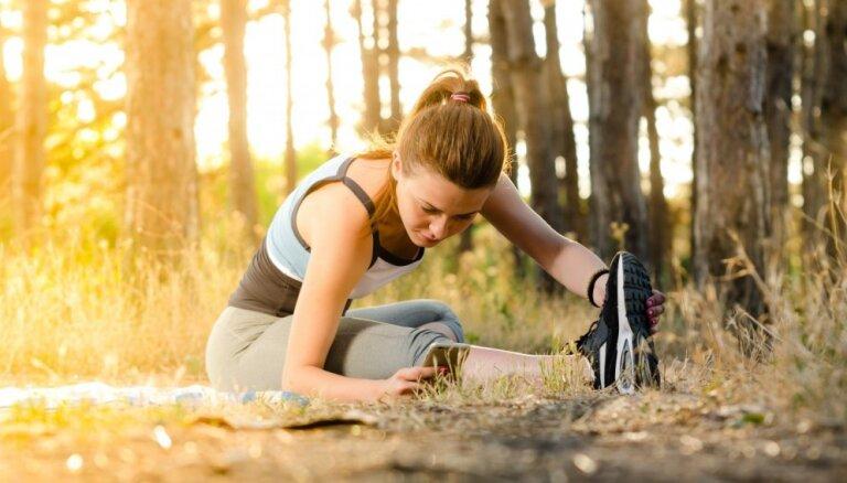 Veselā miesā vesels gars: pieci veidi, kā uzturēt kaulu spēku