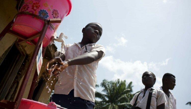 Ebolas vīrusa uzliesmojumā Kongo DR jau vairāk nekā 500 bojāgājušo