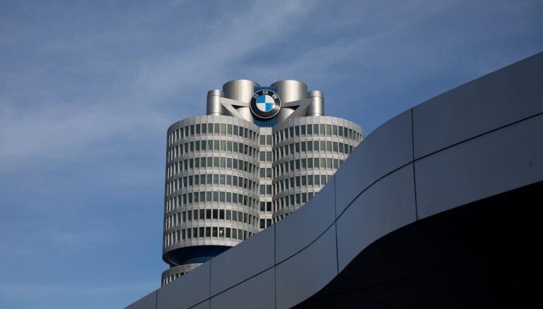 BMW sadarbosies ar 'Jaguar Land Rover' elektrisko dzinēju izstrādē