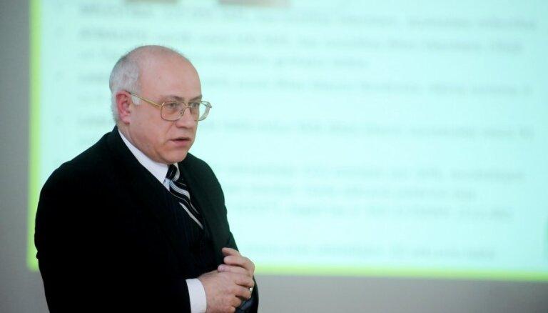 Lelis: Elektronisko sakaru nozares izaicinājumi 2013.gadā - digitālas dividendes sadale un ciparu apraides nākotne