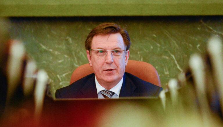 На выборы в Сейм СЗК выдвинет Кучинскиса, министров и некоторых депутатов