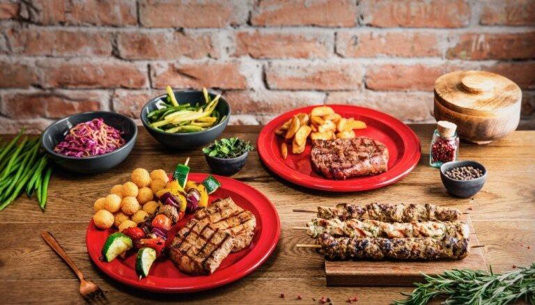 'Grill London' ir gatavs 'nolikt uz lāpstiņām' ikvienu izsalkušo viesi
