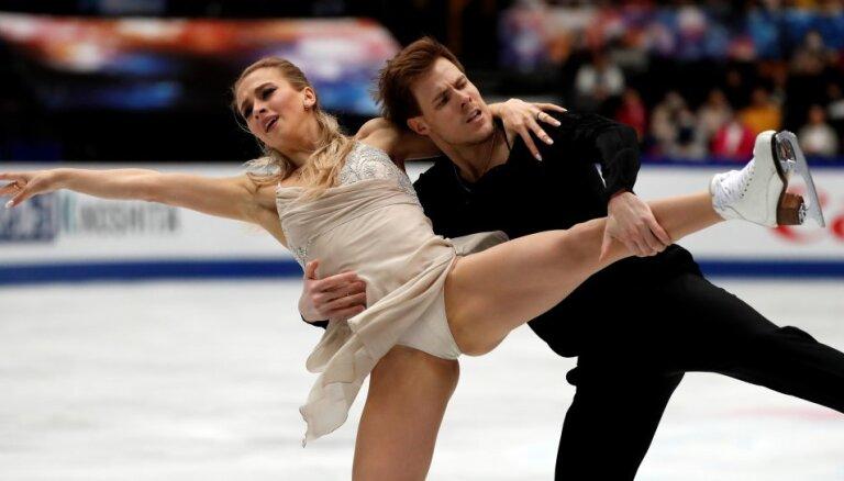 Россия получила первую за 6 лет медаль чемпионата мира в танцах на льду
