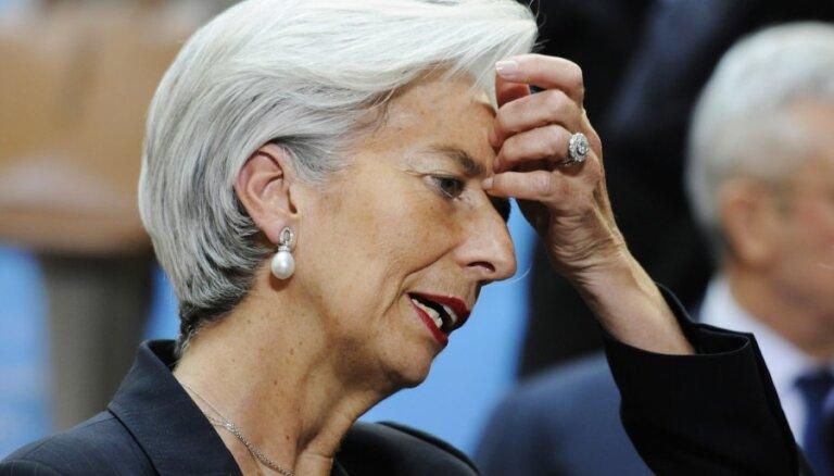 Starptautiskais Valūtas fonds Ukrainai aizdos līdz 18 miljardiem dolāru