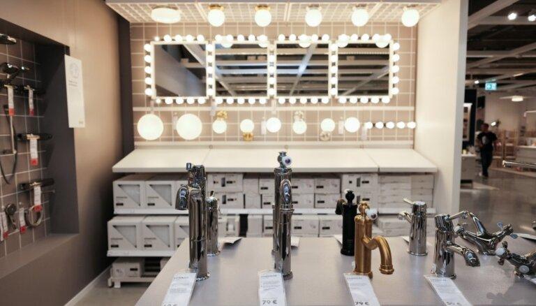 Rīgas 'IKEA' pirmo divu darbības dienu apgrozījums sasniedzis 657 500 eiro