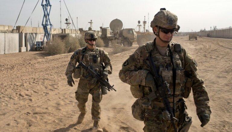 США сокращают численность войск в Афганистане и Ираке