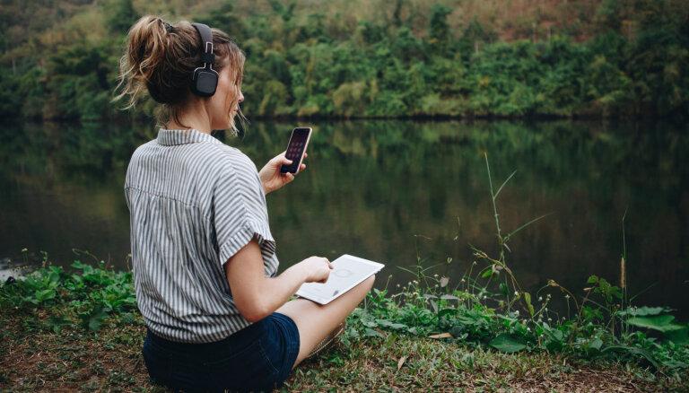 Jāņos par 13% lielāks interneta patēriņš mobilajās ierīcēs nekā Līgo