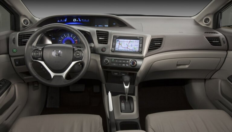 Honda отзывает 4,5 млн. автомобилей из-за проблем с подушками безопасности