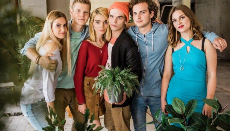 LTV tapis unikāls seriāls jauniešiem '16+'