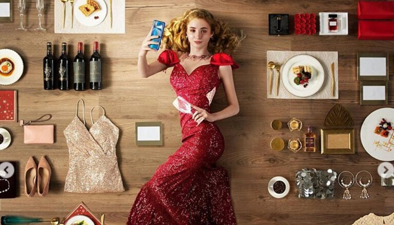 """ФОТО. Как женщины на примере игры """"Тетрис"""" рассказывают о своей жизни в соцсетях"""