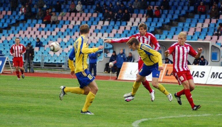Проведена жеребьевка начала футбольного сезона-2012 в Латвии