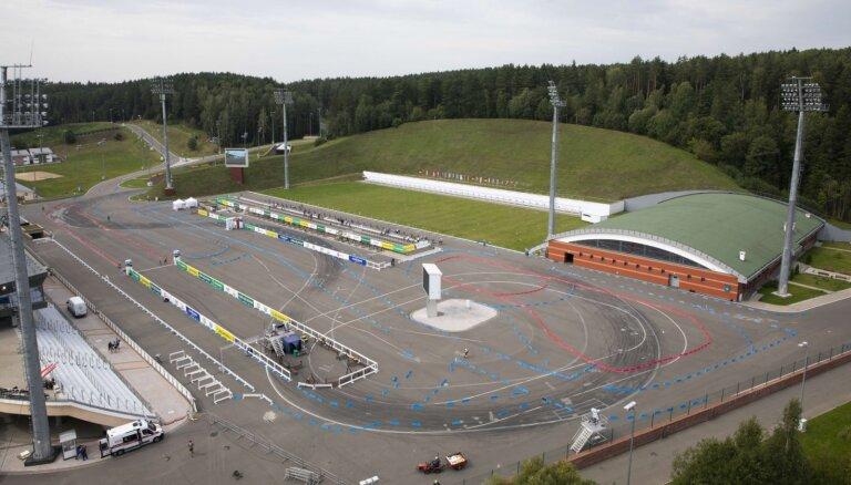 Bendika izcīna 10. vietu PČ vasaras biatlonā supersprintā; Rastorgujevs izstājas