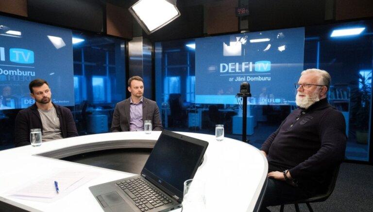 'Delfi TV ar Jāni Domburu' – atbild Dukuru ģimene