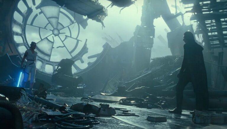 """ВИДЕО: Вышел трейлер новых """"Звездных войн"""""""