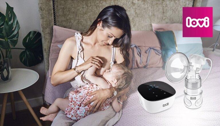 Piena pumpis – palīgs māmiņai ikdienas zīdīšanā. Kad un kāpēc to lietot?