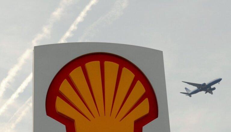 Первые АЗС Shell откроются в Латвии уже в июле