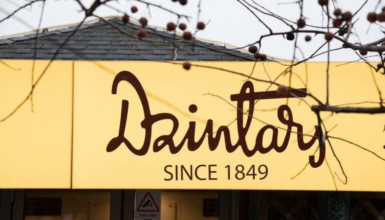 Крах Dzintars: производство остановлено, магазины распродают остатки продукции