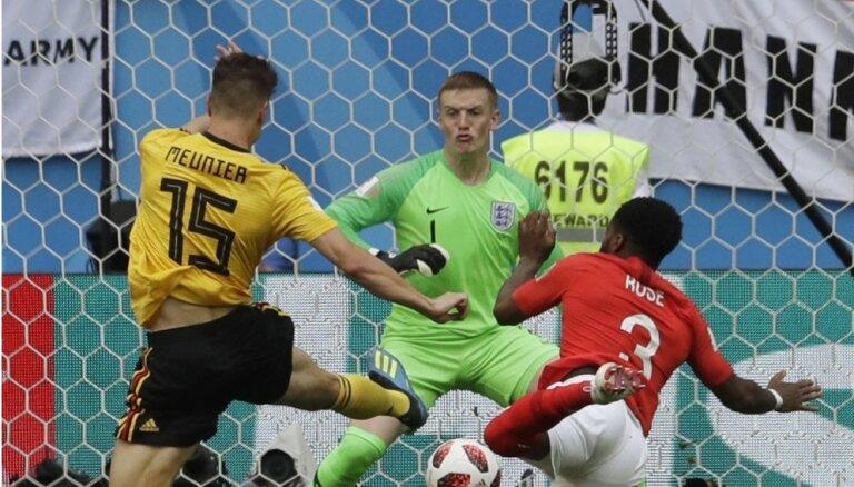 Beļģijas futbolisti izcīna Pasaules kausa bronzas medaļas