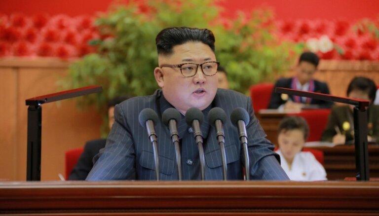 Ziemeļkoreja apsūdz ASV un Dienvidkoreju centienos noslepkavot Čenunu