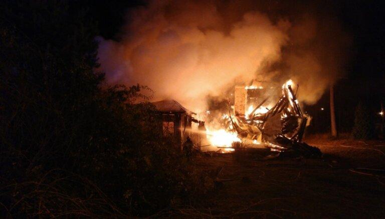 ГПСС: за минувшие сутки в пожарах погиб один человек, двое пострадали